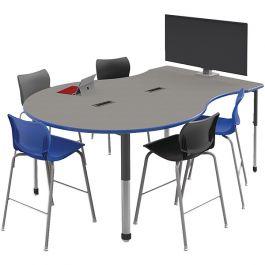 Media Tables