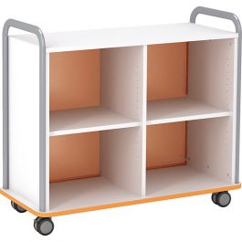Mobile Shelves & Cabinets