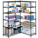 Storage Cabinets & Wire Shelves