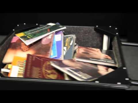 Kingsley Duralight Quietdrop Aluminum Book Carts