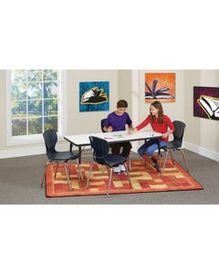 Allied™ MarkerBoard™ Activity Tables - Rectangle