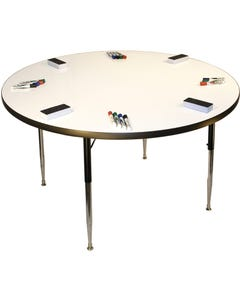 Allied™ MarkerBoard™ Activity Tables - Round