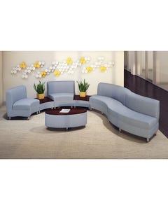 HPFI® Accompany Curve Lounge Furniture