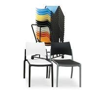 Milk Stack Chair Transport Cart
