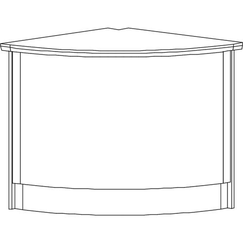 90 Degree Radius Corner Unit
