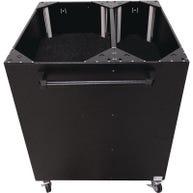 Kingsley® DuraLight™ Aluminum DualDrop™ Cart