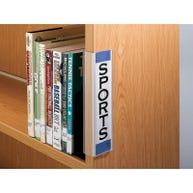 Highsmith® End Panel Label Holder