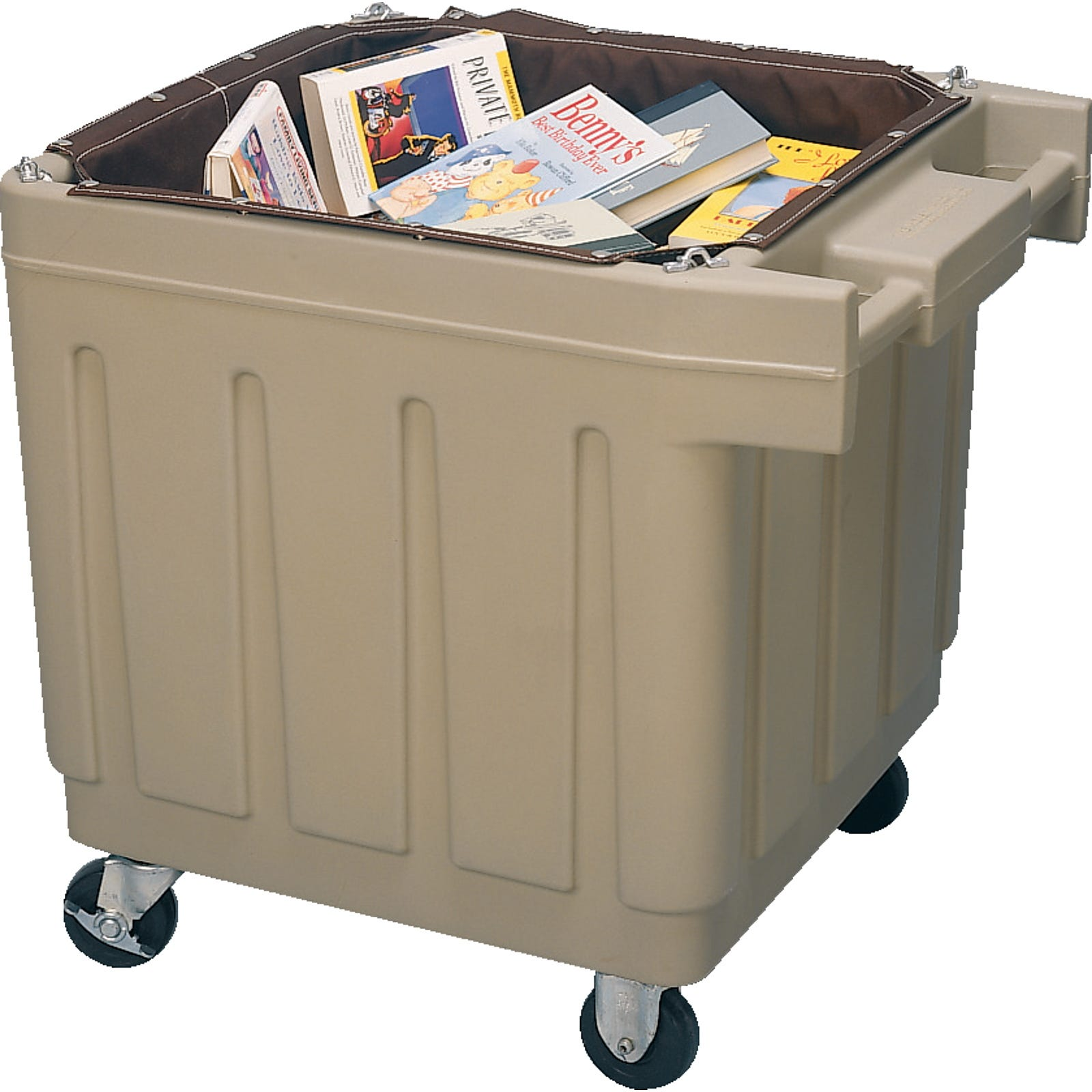 Highsmith<sup>®</sup> Polyethylene Book Carts