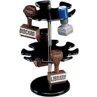Rotating Stamp Rack