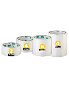 BOOKGUARD™ 850 Poly Series Repair Tape Convenience Pack