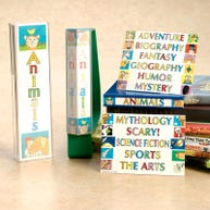 Children's Genre Labels for Highsmith® Shelf and End Panel Classification Label Holders