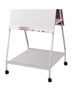 Accessory Shelf for MooreCo™ Mobile Markerboard Easel