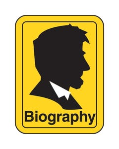 Highsmith® Classification Genre Labels - Biography