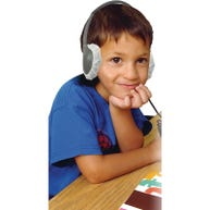 HamiltonBuhl® HygenX™ Sanitary Headphone Covers for Personal-Size Headphones