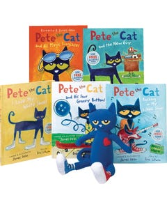 Pete the Cat® Book & Character Set