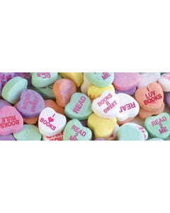 Demco® Upstart® Candy Hearts Scratch-and-Sniff Bookmarks