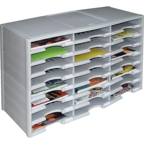 24 Compartment