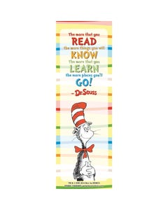 Demco® Upstart® Dr. Seuss™ Poem Bookmarks