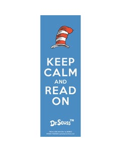 Demco® Upstart® Dr. Seuss™ Keep Calm and Read On Bookmarks