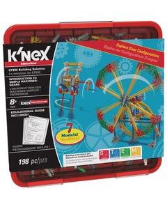 K'NEX Gears Building Set