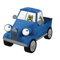 Little Blue Truck Plush Character