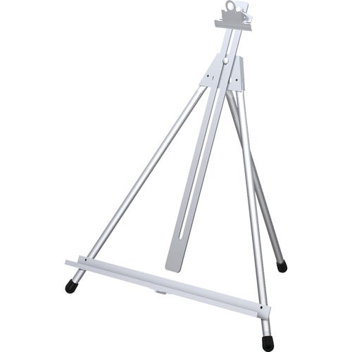 Easel with Sign Clamp