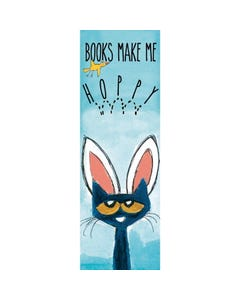 Demco® Upstart® Pete the Cat® Easter/Spring Bookmarks