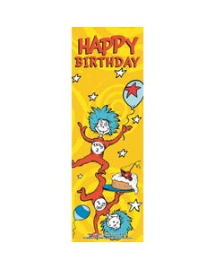 Demco® Upstart® Dr. Seuss™ Birthday Bookmarks