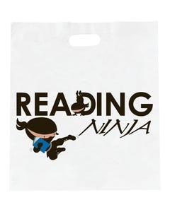 Demco® Upstart® Ninja Library Economy Book Bags