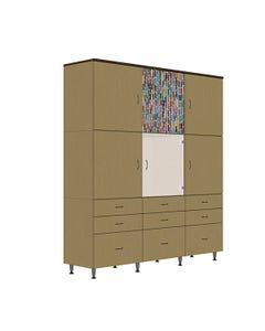 Hale Cubed Modular Storage - Configuration 2