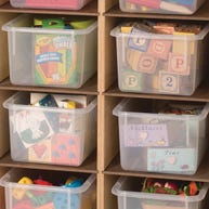 Storage Trays for Whitney Brothers® 12-cubby Storage Cabinet