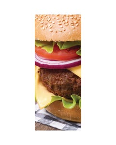 Demco® Upstart® Cheeseburger Scratch-and-sniff Bookmarks