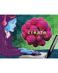 Digital Teen Series Create Canvas Prints