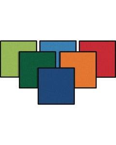 Carpet for Kids® Carpet Kits on the Go - Squares