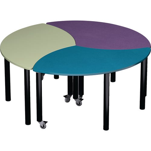 3 Flora Tables Shown (Each Sold Individually)
