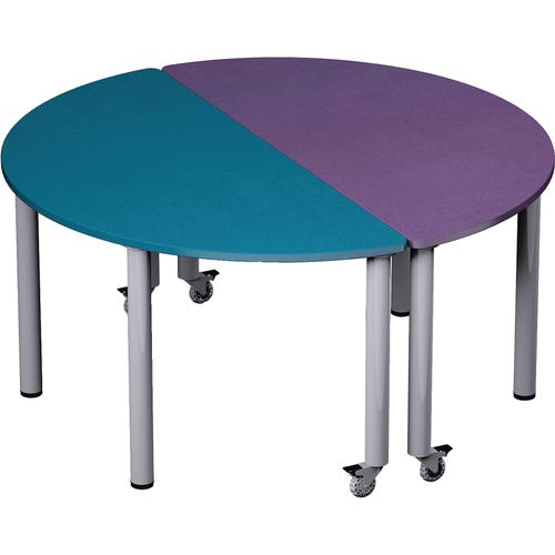 2 Moon Tables Shown (Each Sold Individually)