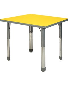 Allied™ Imagination Station Colorful Dry-erase Tables - Square
