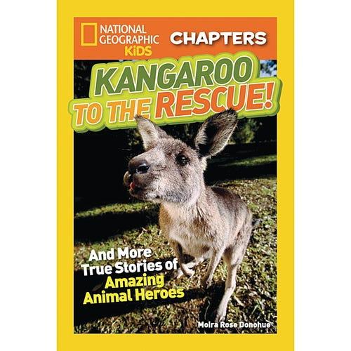 Kangaroo to the Rescue
