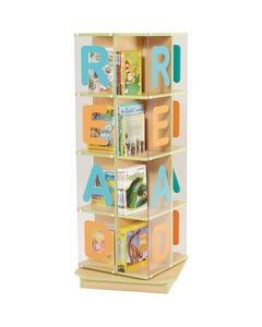 Demco® Kidovation® High-Capacity Book Floor Standing Spinner