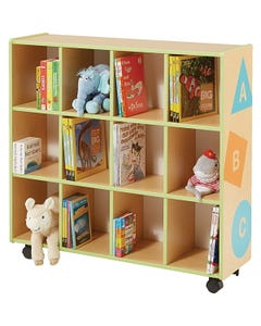 Demco® Kidovation® Mobile Single-sided Cubby