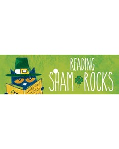 Demco® Upstart® Pete the Cat® Sham-rocks! Bookmarks