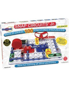 Snap Circuits Jr Electronic Project Kit