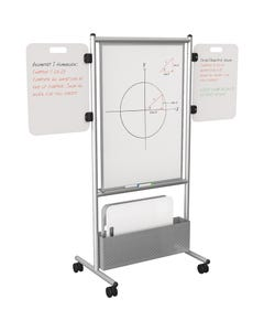 MooreCo™ Expanding Nest Mobile Whiteboards