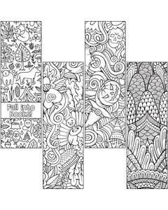 Demco® Upstart® Color Craze Fall Bookmarks