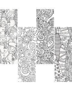 Demco® Upstart® Color Craze Winter Bookmarks