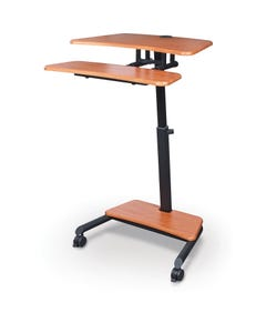 MooreCo™ Up-Rite Sit/Stand Workstation