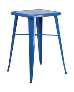 "Metal Café Table 40"" x 27-3/4"" x 27-3/4"" - 13723180"