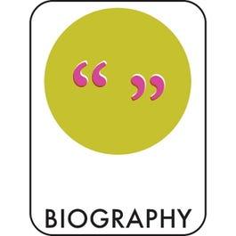 Biography retro genre label