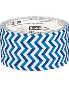 Scotch® Patterned Duct Tape - Chevron