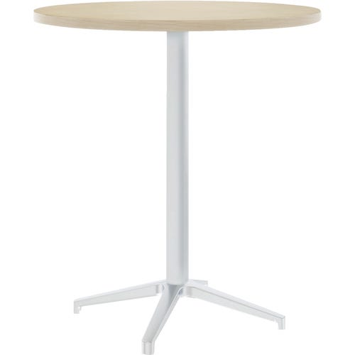 Round Table Shown Without Power and Silver Base